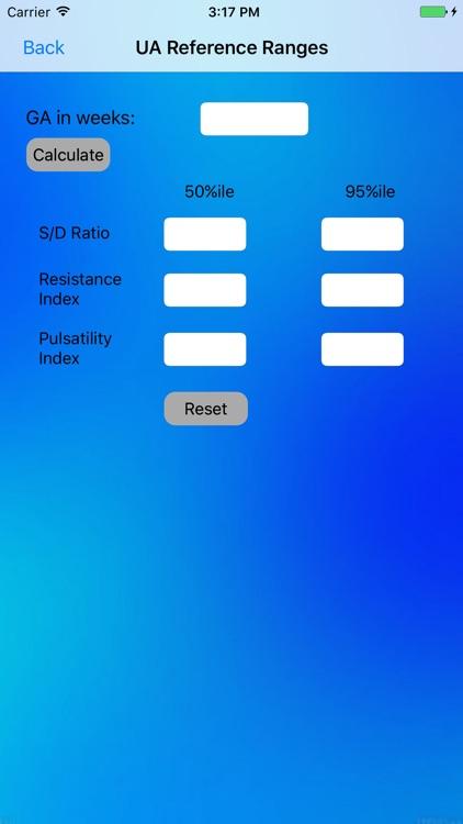 Perinatal Calculators screenshot-4