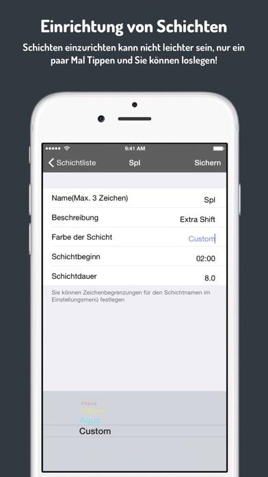 messages.download Einfache Dienstplaner software