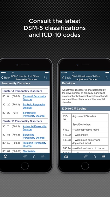DSM-5™ Differential Diagnosis screenshot-4
