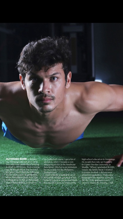 Muscle & Fitness Philippines