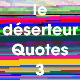 le deserteur quotes 3