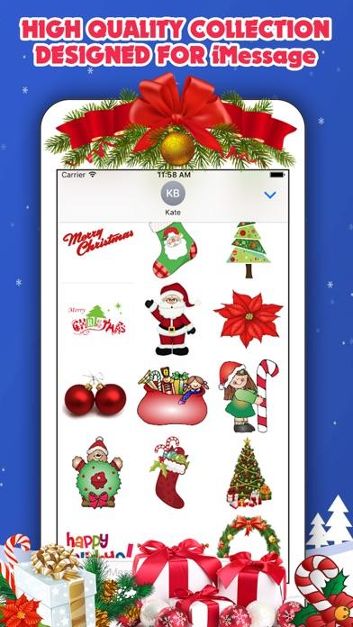 300 Christmas Stickersのスクリーンショット4