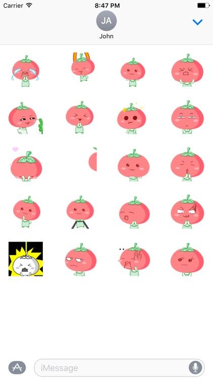 Tomato Baby - Fx Sticker