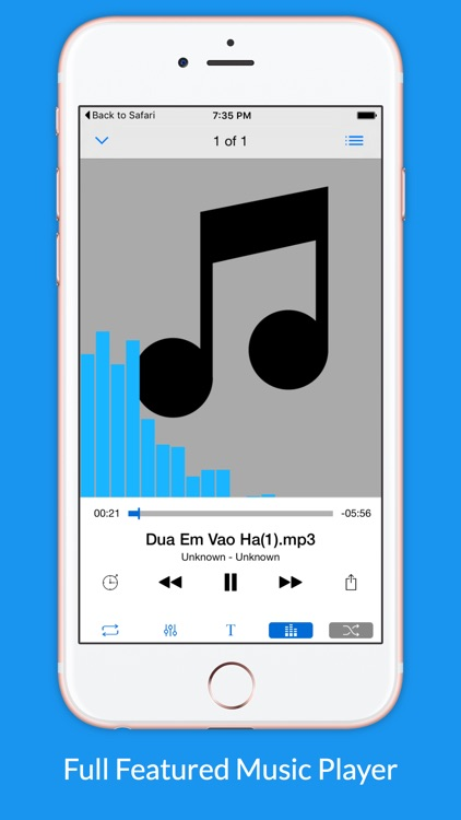 Music Editor Free - Save & Edit MP3 for Clouds