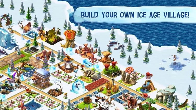 Ice Age Village screenshot-0
