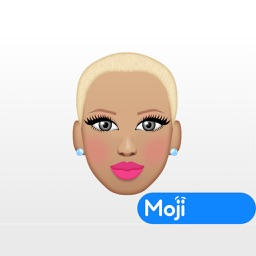 MuvaMoji Amber Rose ™ by Moji Stickers