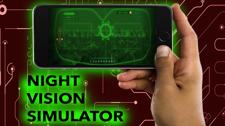 Night Vision Camera Mode Real Simulator