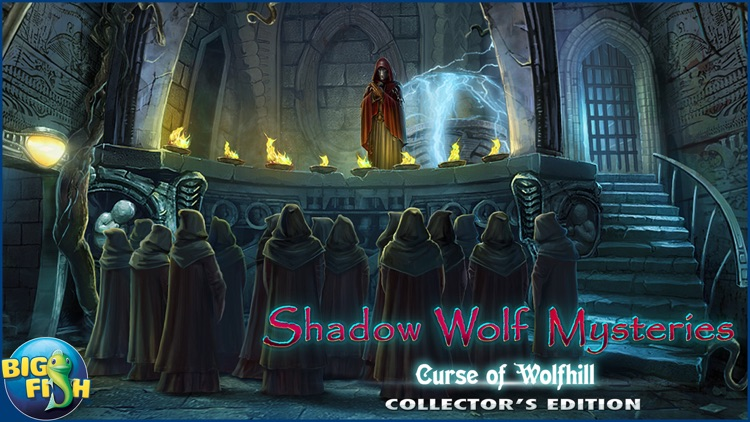 Shadow Wolf Mysteries: Curse of Wolfhill (Full) screenshot-4