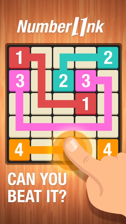 Number Link Free - Logic Path and Line Drawing Board Game screenshot-0