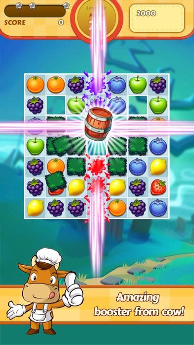 Juice Taste Fever - Garden Drop Puzzle 1.1.7  IOS