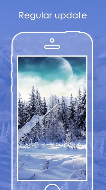 Snowfall Wallpapers HD | Live Snowfall Backgrounds screenshot-3