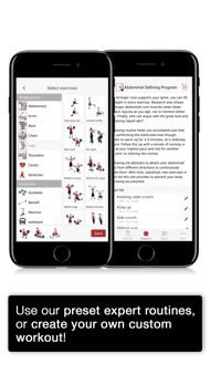 Full Fitness : Exercise Workout Trainer iphone images