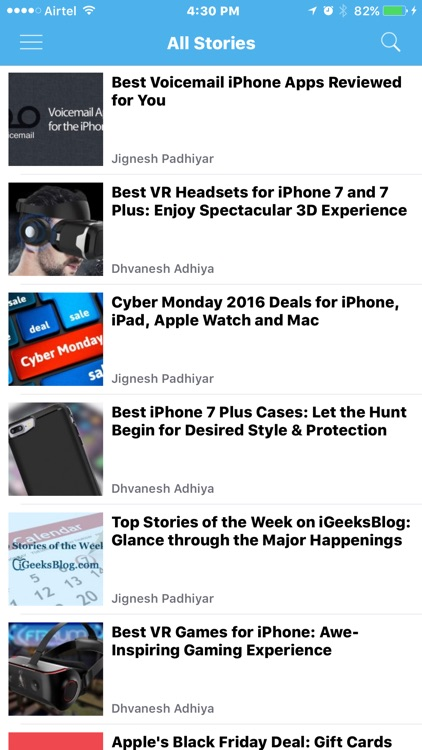 iGeeksBlog - Apple News, Updates & Tips