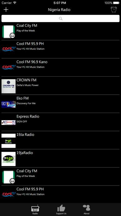Nigerian Radio screenshot one