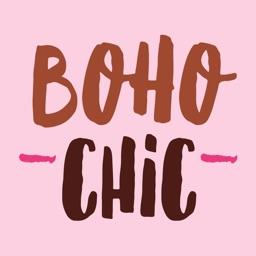 Boho Ethnic Style Sticker Pack