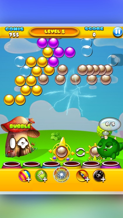 Gem Land - Bubble Shooter Games by Phu Nguyen