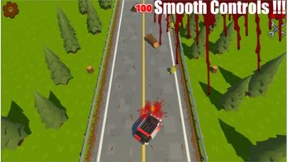 Zombie War Roadkill II Screenshot