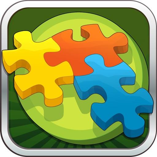 Kids Jigsaw puzzle (Premium) icon