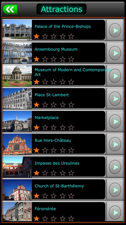 Liege Offline Map Travel Guide