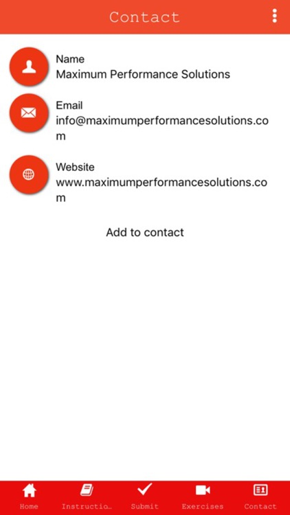 Maximum Performance screenshot-3