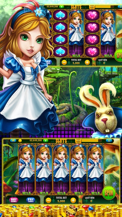 Slots - Royal Casino - Vegas Slot Machines screenshot-3
