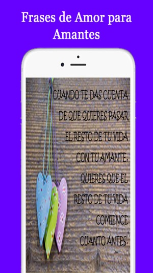 Frases De Amor Para Amantes On The App Store