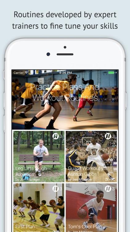 Hustle - Basketball Drills for Coaching & Training