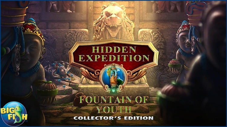 Hidden Expedition: The Fountain of Youth (Full) screenshot-4