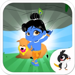Krishna & Govardhan Hill - Indian mythology Stories for kids