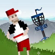 Pixel Disc Golf 2