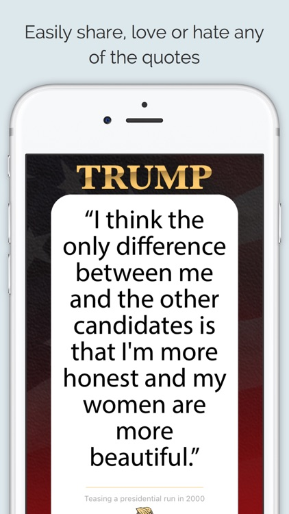 Texts From Donald Trump screenshot-1