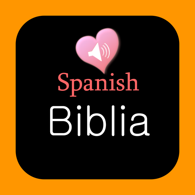 Holy Bible Audio Book in Spanish and English on the Mac