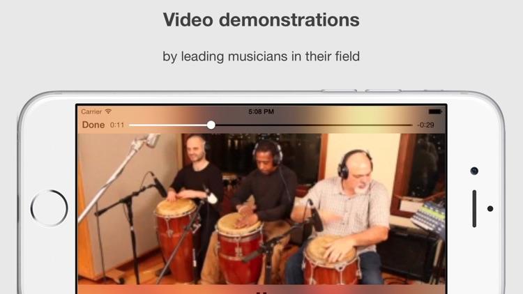 PercussionTutor screenshot-3