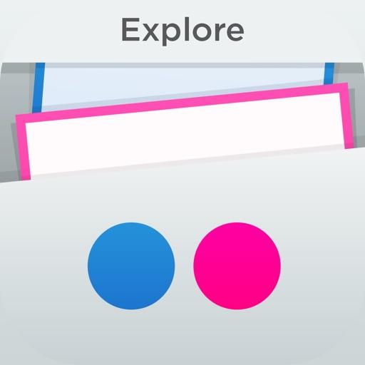 FlickStackr Explore for Flickr