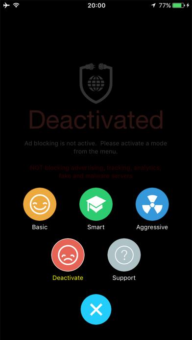 Plug Adblocker screenshot 4