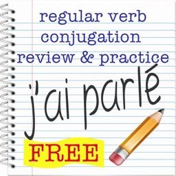 Regular Verbs: Conjugation Practice-free
