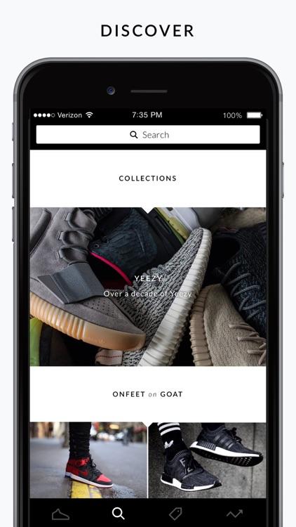 GOAT: Buy & Sell Sneakers screenshot-3