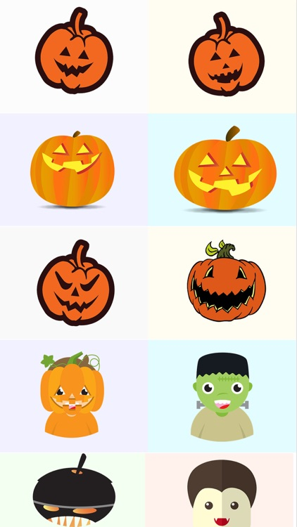 Halloween Emojis • Scary Sticker Pack for iMessage screenshot-3