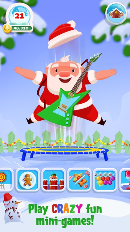 My Newborn Santa - Grow A Christmas Baby screenshot-3