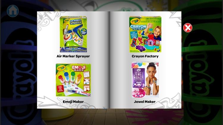Crayola Kids' Holiday Wish List