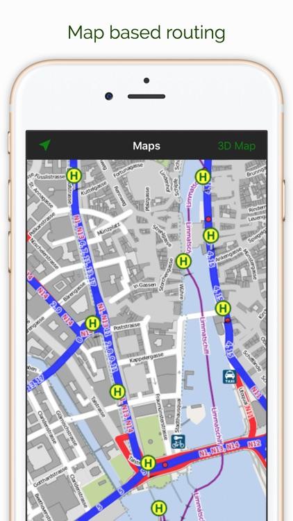 A+ Zürich Journey Planner Premium screenshot-4