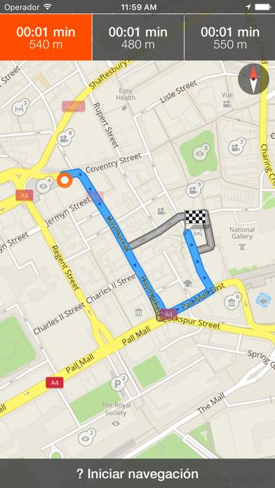 Santiago de Cali mapa offline y guía de viajeCaptura de pantalla de3