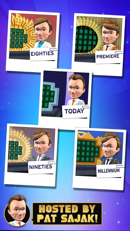 Wheel of Fortune (Official) - Endless Word Puzzles from America's #1 TV Game Show screenshot-2