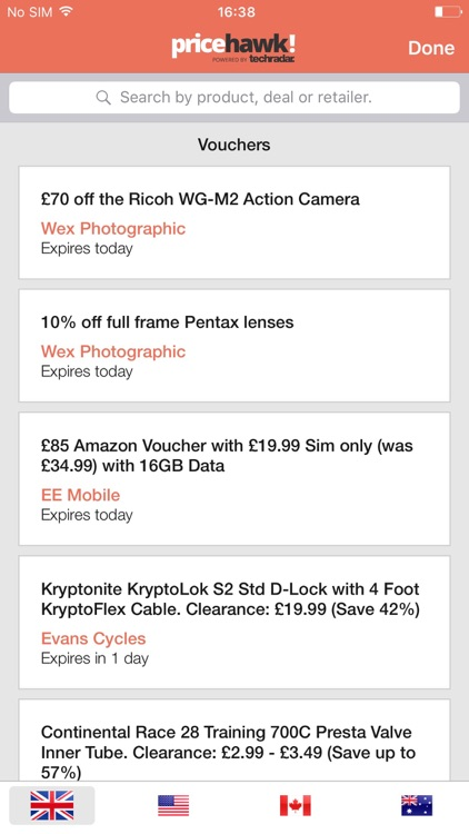 PriceHawk - Online deals, savings and discounts! screenshot-4