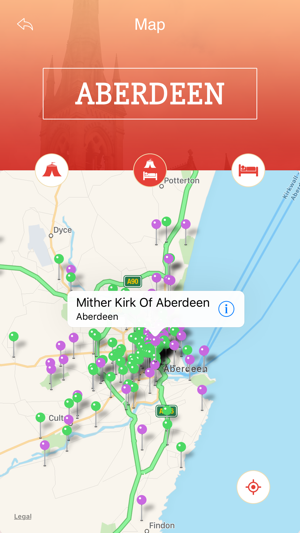 Aberdeen Travel Guide on the App Store
