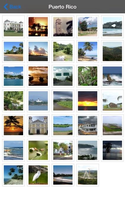 Puerto Rico Offline Map Travel Guide screenshot-4