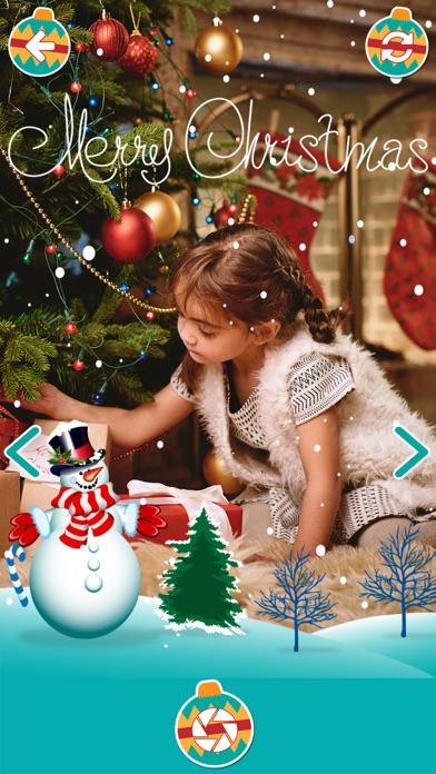 点击获取Christmas Decorations Camera Stickers Photo Editor