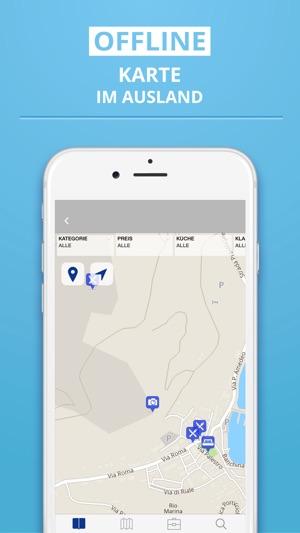 Elba Karte.App Store Elba Reisefuhrer Offline Karte