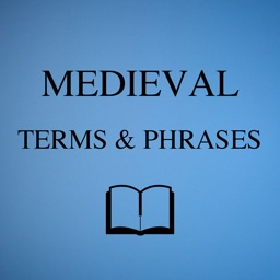 Medieval terms and phrases