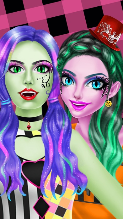 Scary Beauty Salon Monster Girl Fashion Makeover